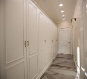 Шкаф из МДФ в салон красоты